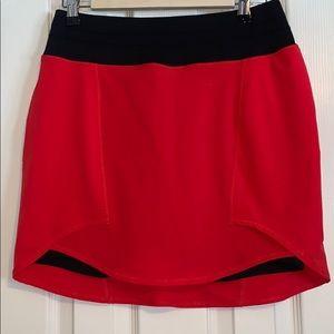 NWT Oiselle Long Roga Running Skirt